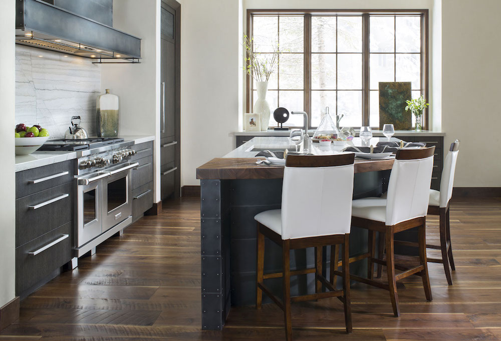 mountain bliss exquisite kitchen design