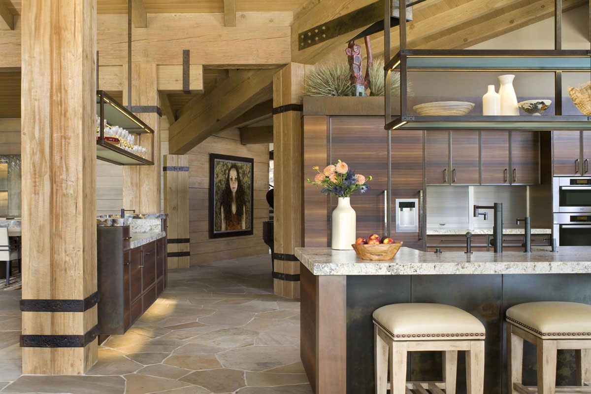 Colorado Organic Modern Kitchens • Exquisite Kitchen Design