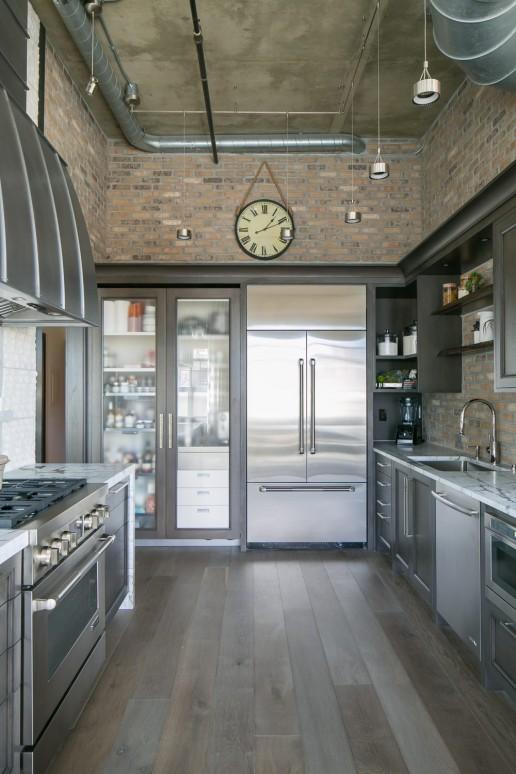 Downtown Denver Loft - Exquisite Kitchen Design - Portfolio